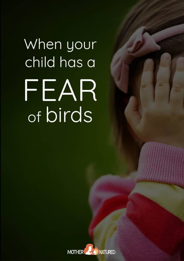 Child has fear of Birds