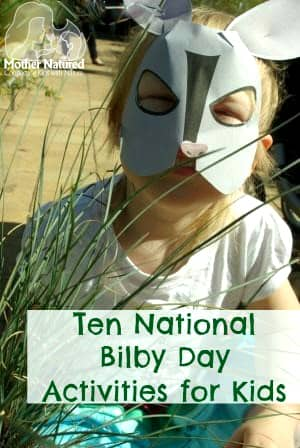 National Bilby Day Activities