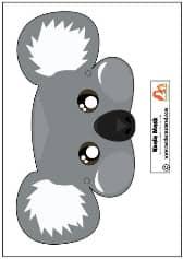 koala Mask pb