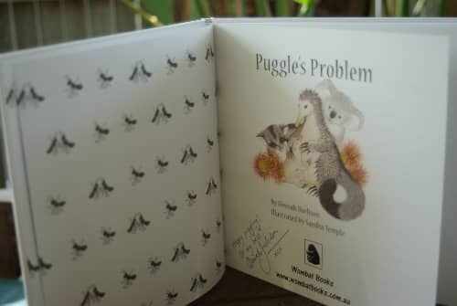Interview with Aleesah Darlison on wildlife picture books