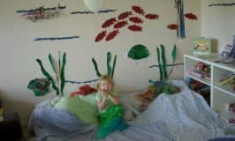 There's a sea in my playroom