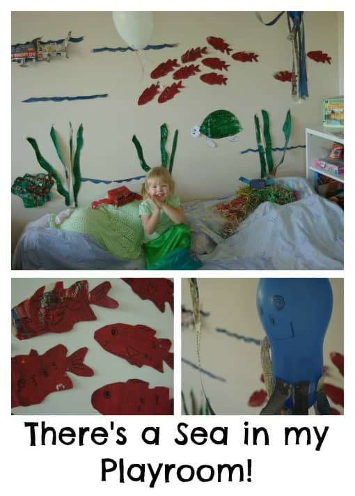 Under the sea craft