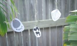 Wildlife footprint fun in five ways