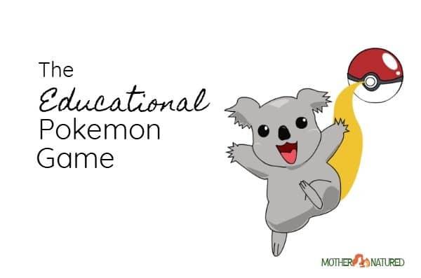Pokémon VS Phylomon: The Educational Pokemon Game