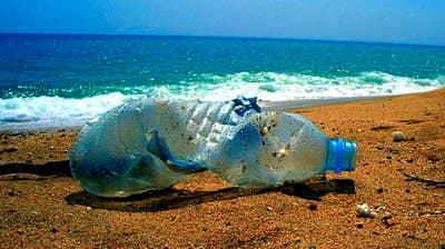no more water bottles