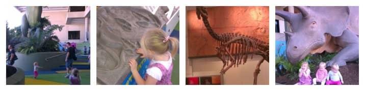 Dinosaur excursion