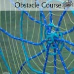 DIY Web obstacle Course