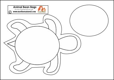 Turtle toy Pattern