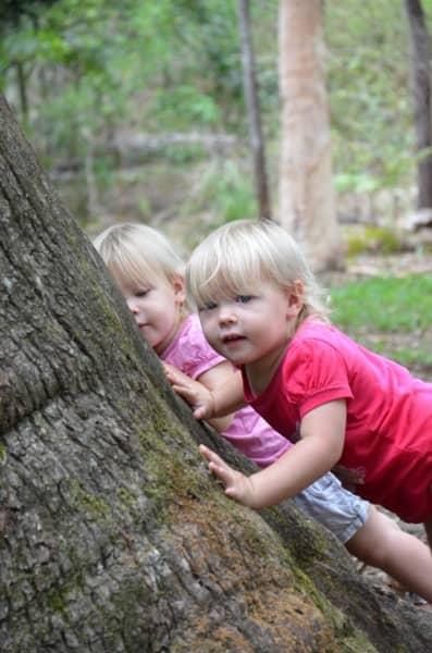 Children in Nature