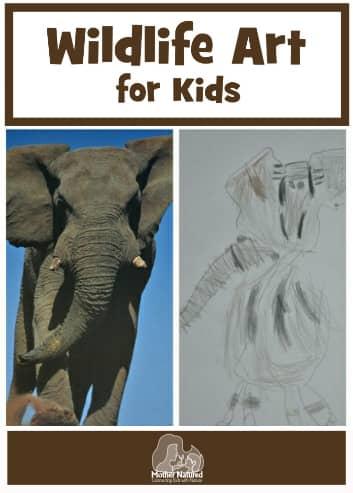 Wildlife Art for Kids