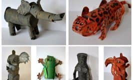 Amazing toilet roll animal crafts you will want to make!