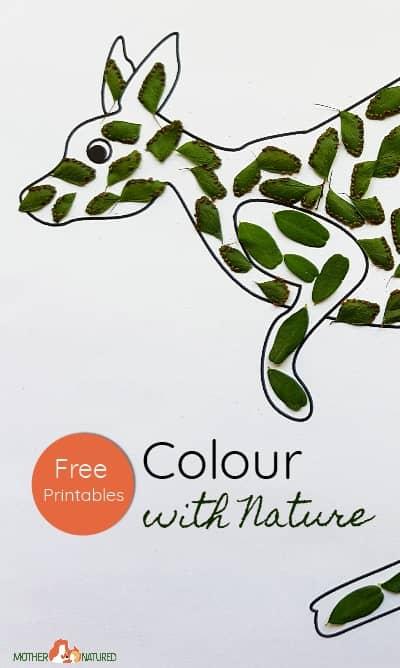 Animal template Printables