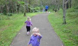 10 benefits of taking your kids bush walking