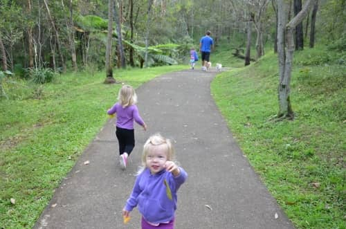 10 wonderful benefits of bushwalking with kids