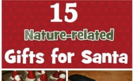 15 nature-related gift ideas for Santa
