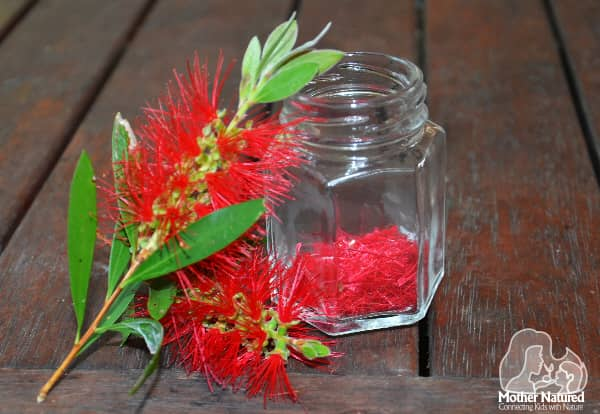 Bottle Brush Glitter