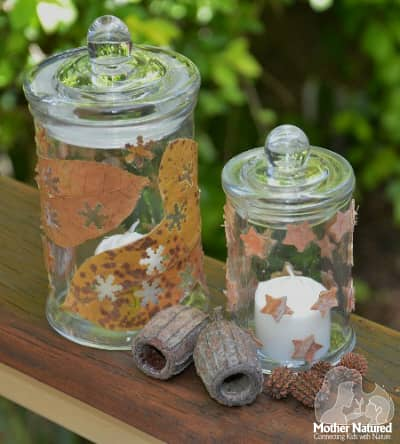 Nature-Candle-Craft