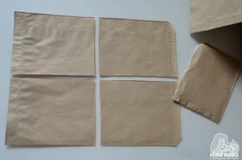 How to make Little Paper Bags