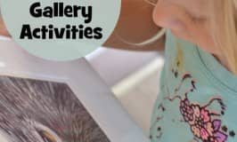 Ten wildlife art gallery activities for your next visit