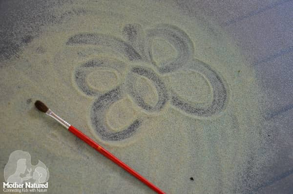 Painting Sand