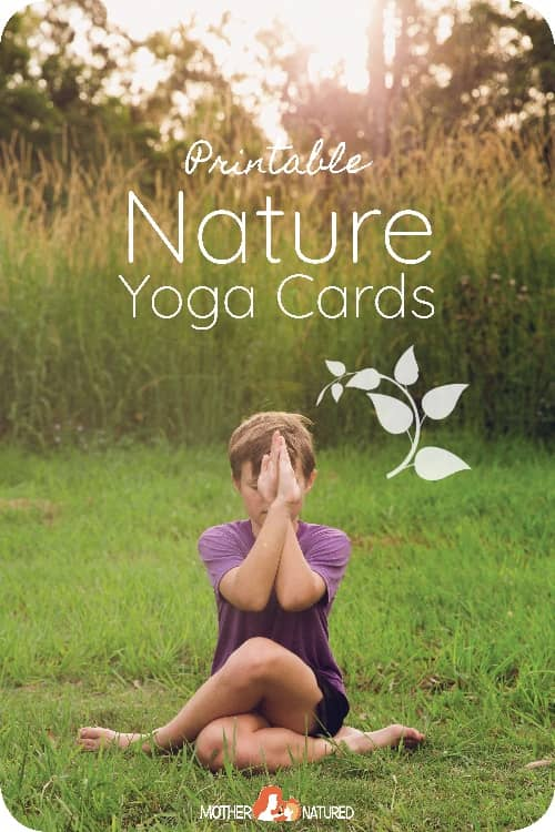 Nature yoga for Kids