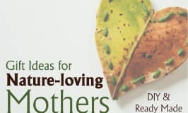 Gifts for nature-loving mothers