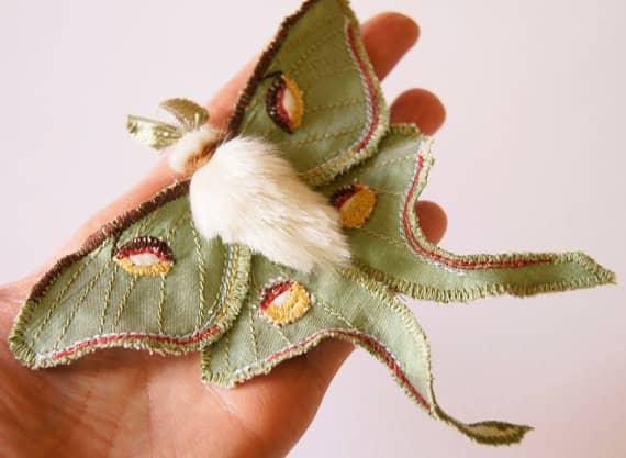 Luna Moth Gift