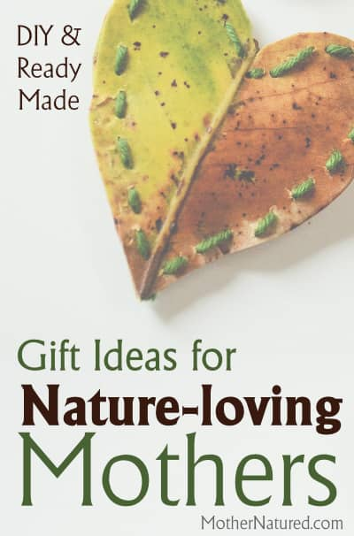 Nature Gifts for Mum