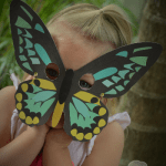 Free Butterfly Mask