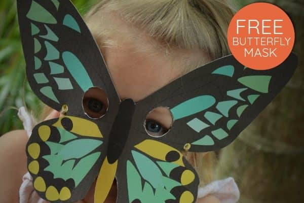 Ten top butterfly activities for kids