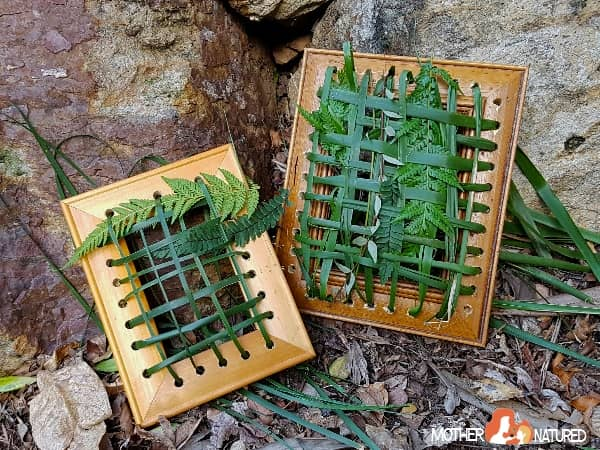 Weaving frames for kids
