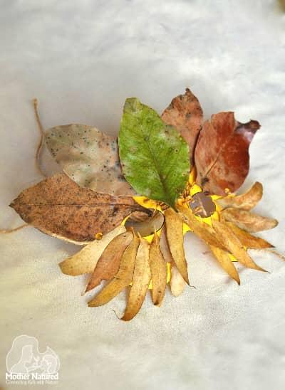 Simple Leaf mask