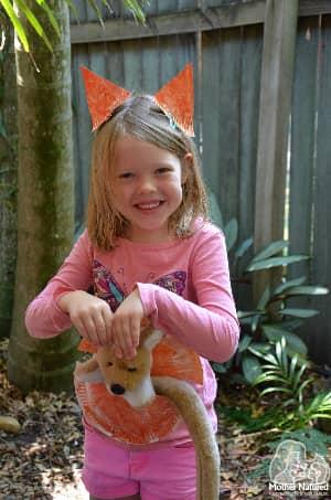 Kangaroo Costume for Kids