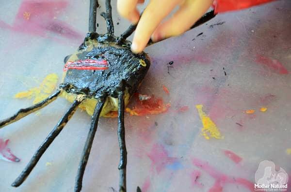 Spider Craft for Preschoolers