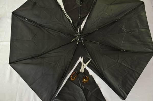 Umbrella bat wings how to