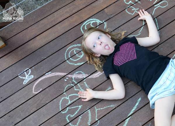 Chalk Drawing ideas