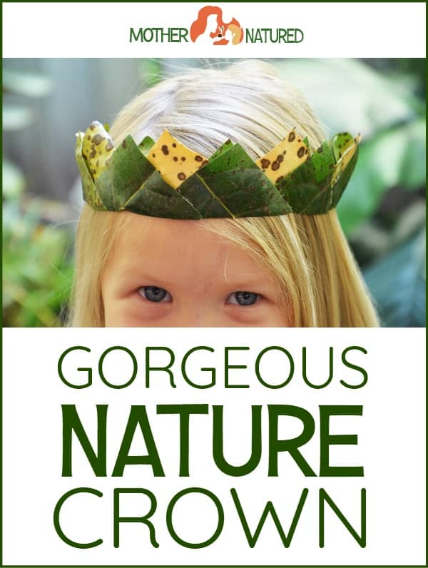 nature crown