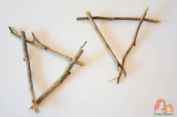 Stick Nature Craft