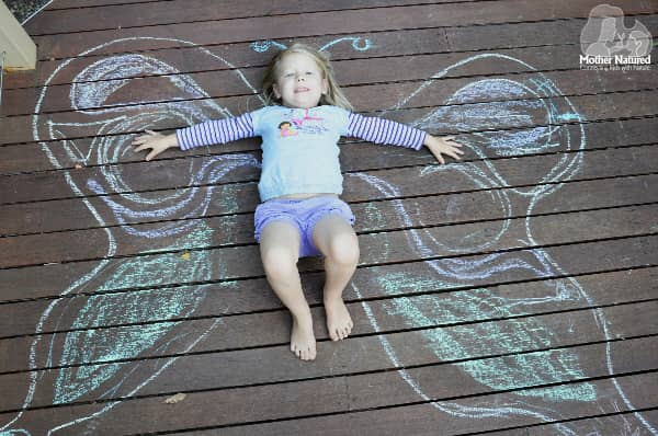 Chalk Drawing Activities