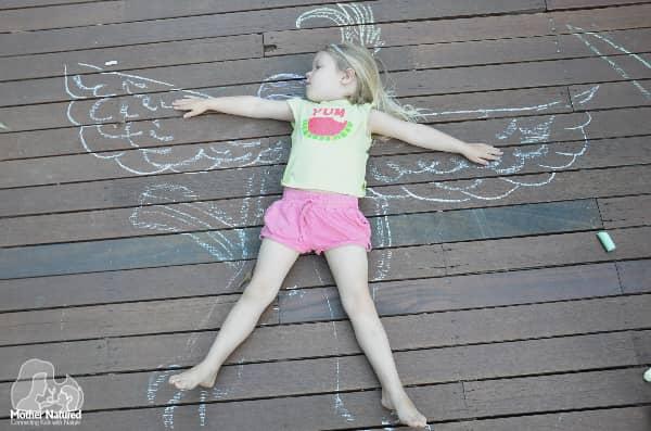 Animal Chalk drawings