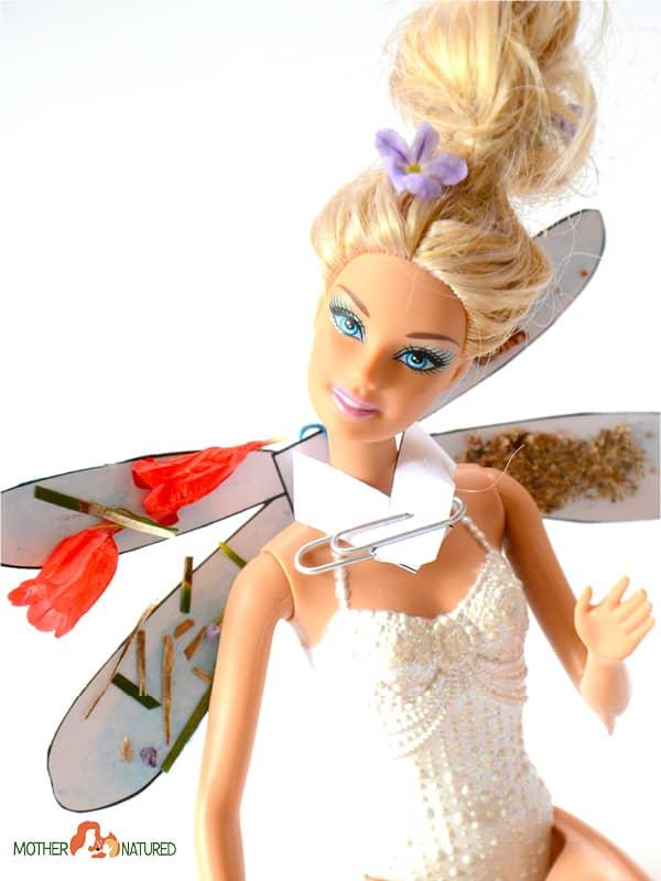 Barbie dragonfly wings