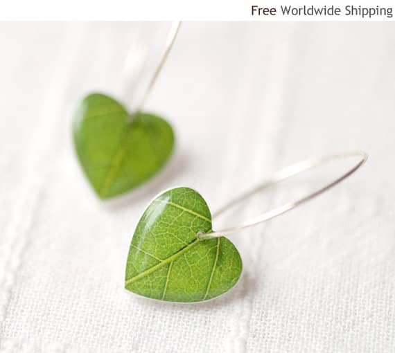Nature Lover earrings