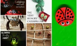 15 brilliant bug (and spider) crafts
