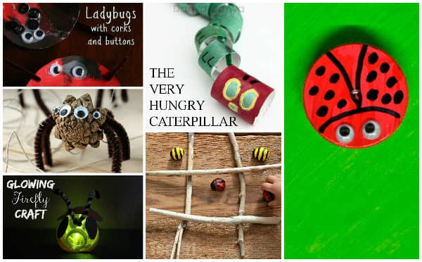 15 brilliant bug crafts for preschoolers