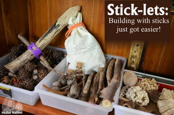 Stick-lets