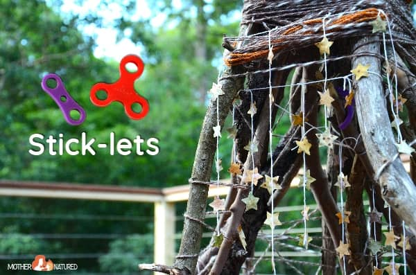 stick-lets nature play