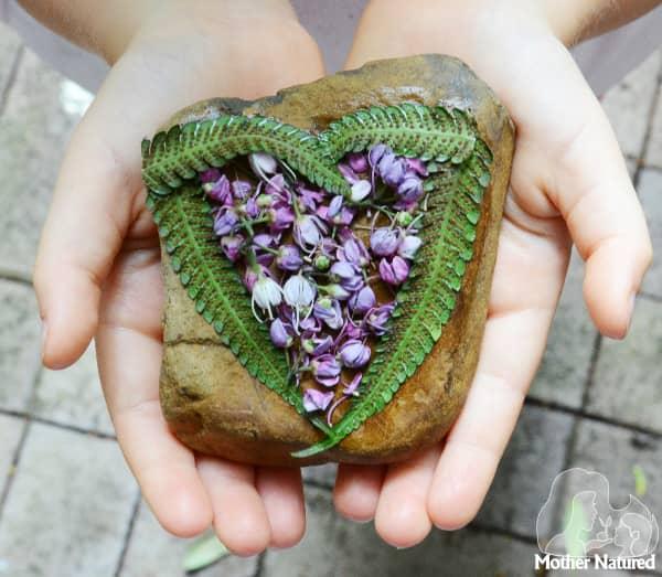 Heart Rock Craft