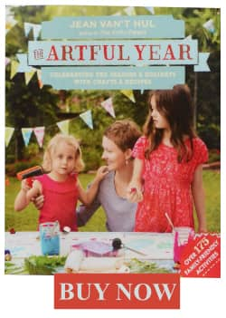 The Artful Year _ buy now!