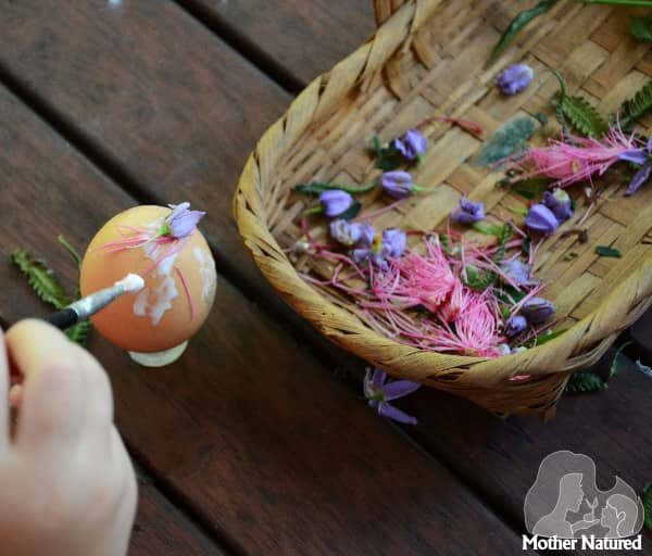 Nature Egg Craft