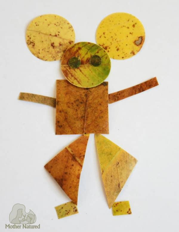 Leaf robot